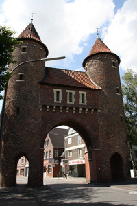 photo: La Porte de Lüdinghausen