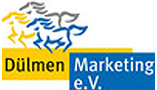 Logo Dülmen Marketing e.V. | Externer Link zum Dülmen Marketing e.V.
